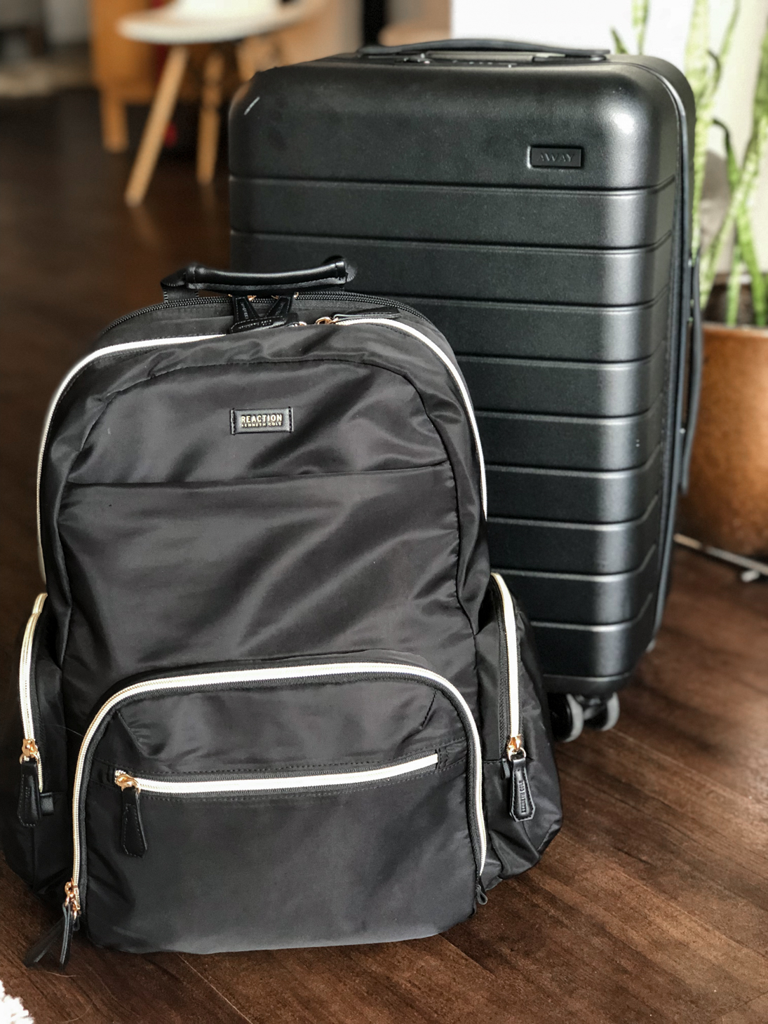 3ca2336020 Away Carry-On Suitcase   Travel Backpack Review - Adventures in Gourmet