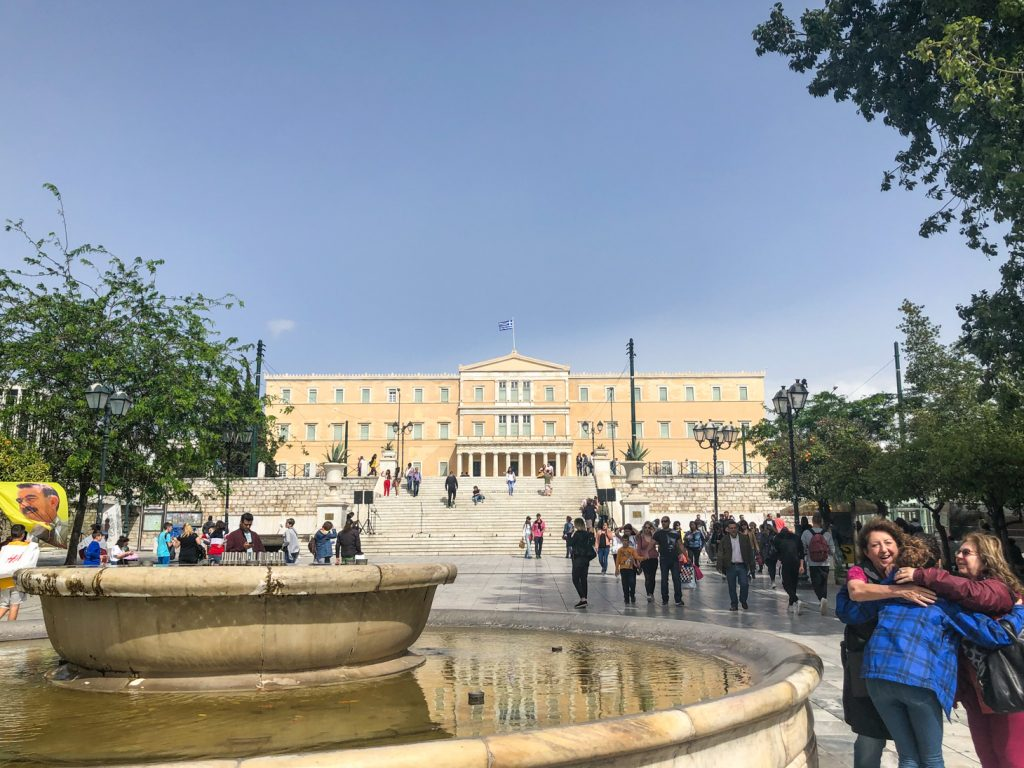 A review of the Hilton Athens, Hydra and Aegina Evermore day cruise, and the best Athens restaurants, rooftop bars, and shopping I would recommend to anyone visiting Greece.